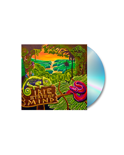 Irie State of Mind - CD