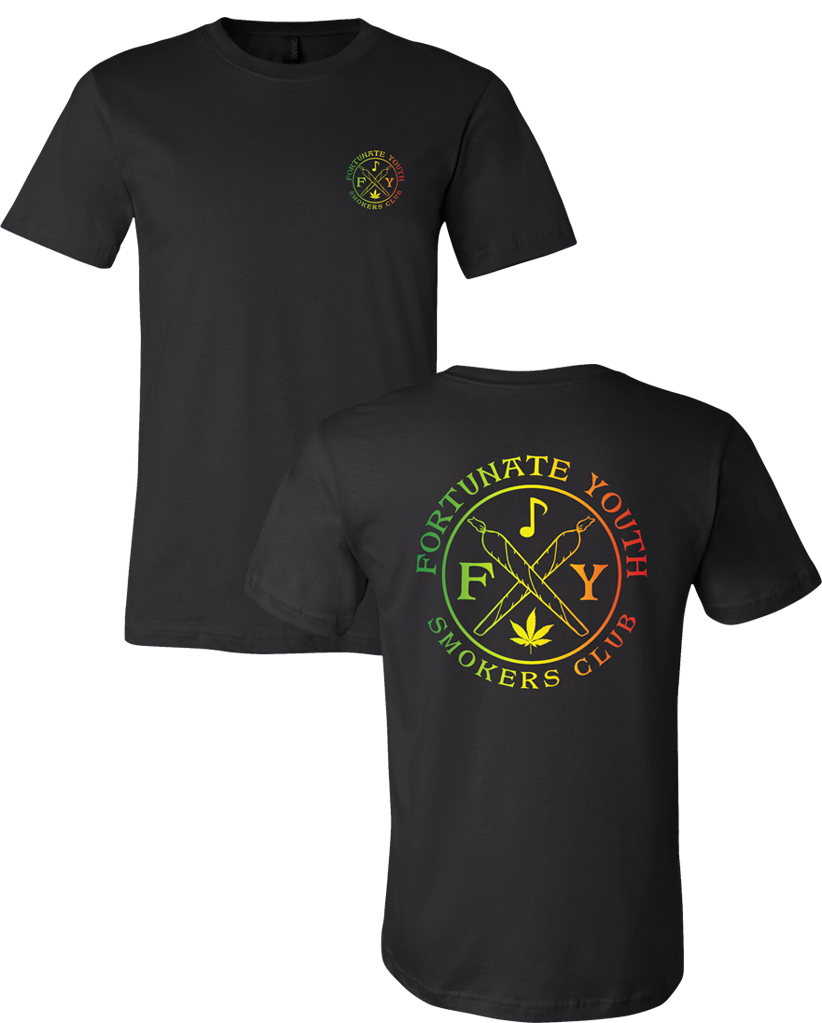 Rasta Smokers Club Tee