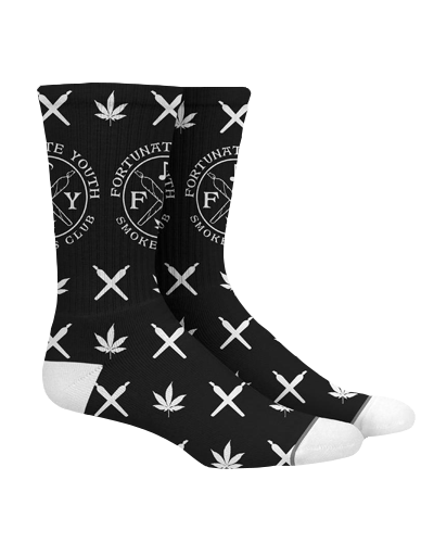 Smokers Club Socks