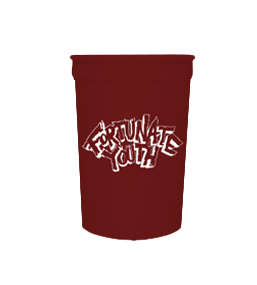 Rock Logo Stadium Cup