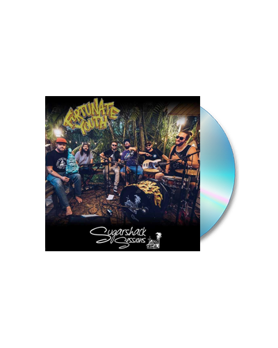 Sugarshack Sessions EP - CD