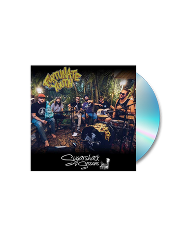Sugarshack Sessions EP - CD (Signed)