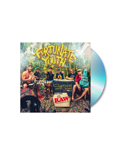 Sugarshack Sessions Vol.2 CD
