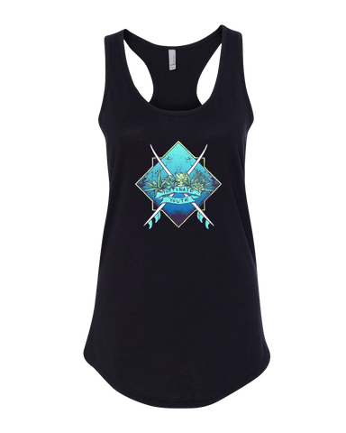 Surfer Tank (Black)