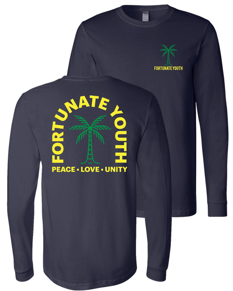 PLU Long Sleeve (Navy)