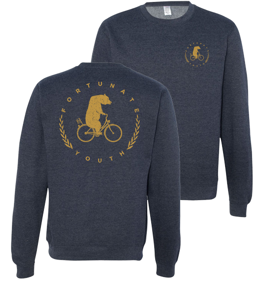 FY Bear Crewneck Sweatshirt