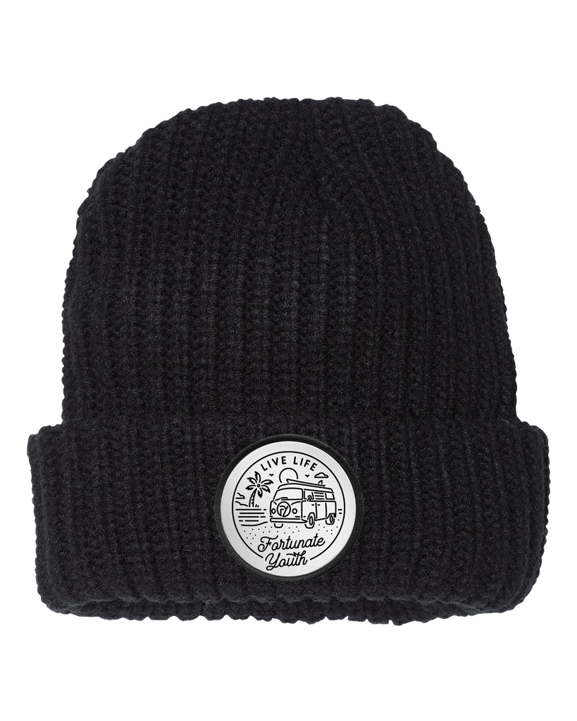 Life Live Patch Beanie