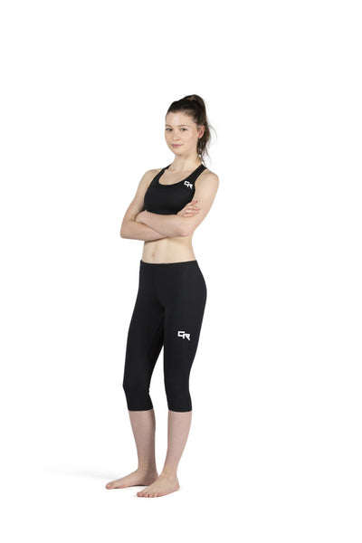 Women's 3/4 Compression Tights CR