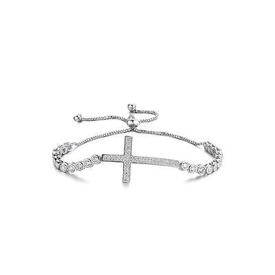 The CC Cross bracelet