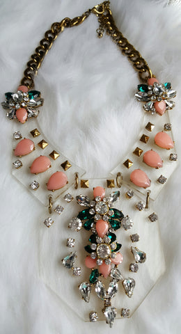 The Lucia statement necklace