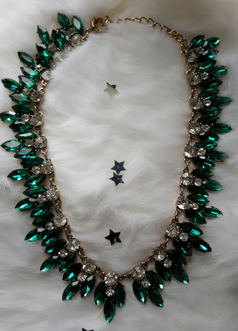 The Green with Envy Necklace