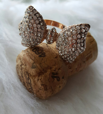 The Fancy Bow ring