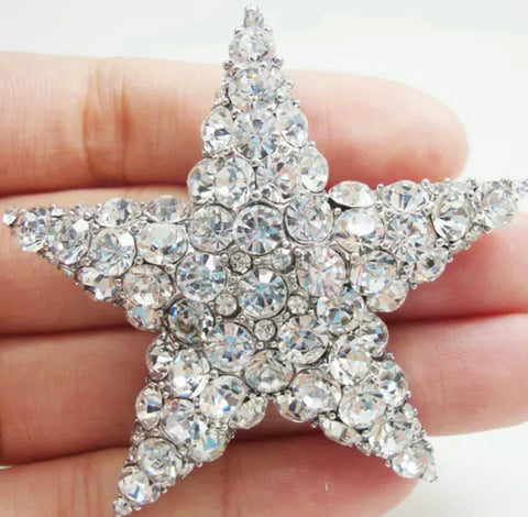 The Star brooch