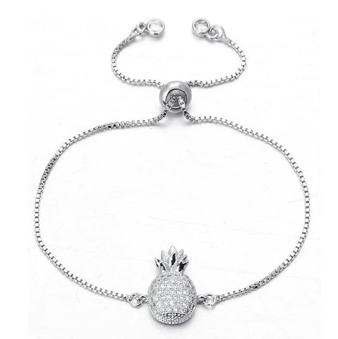 The Pretty Pineapple bracelet