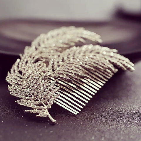 The Bridal hair comb