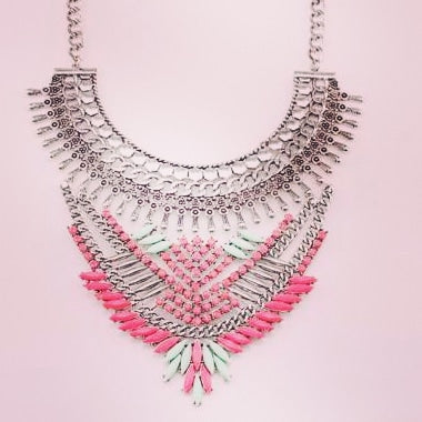 The Neon Statement necklace