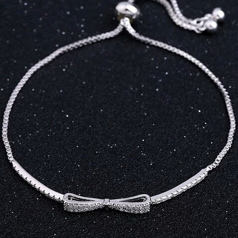 The Sweetest Bow bracelet