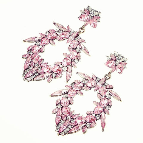 The Brides Wreath earring
