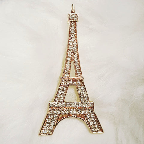 The Paris brooch