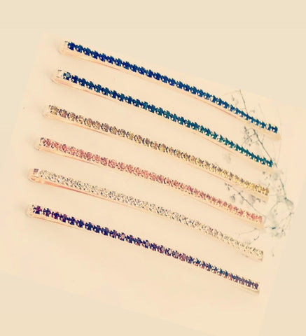 The Ombre bobby pins set
