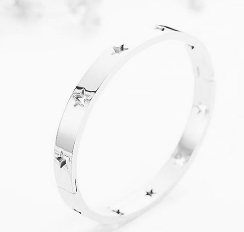 The Mimi Star cut out bangle