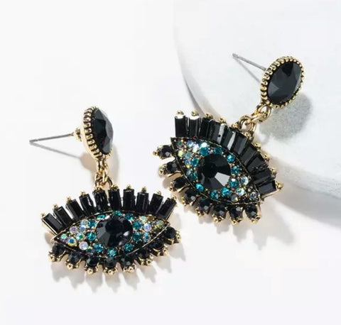The Matia earrings