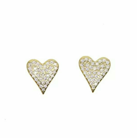 The Sweetheart Stud earrings