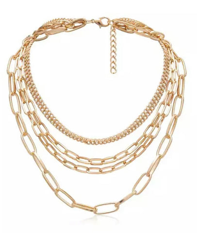 The Spring layer necklace