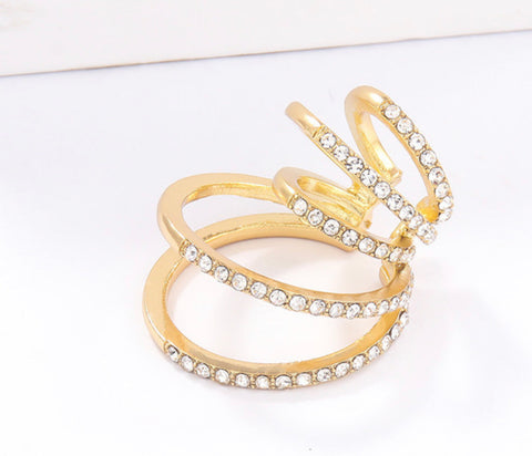 The Meli cuff earring