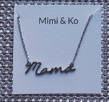 The Mama Necklace