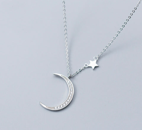 The Kimbermoon necklace (pre order)