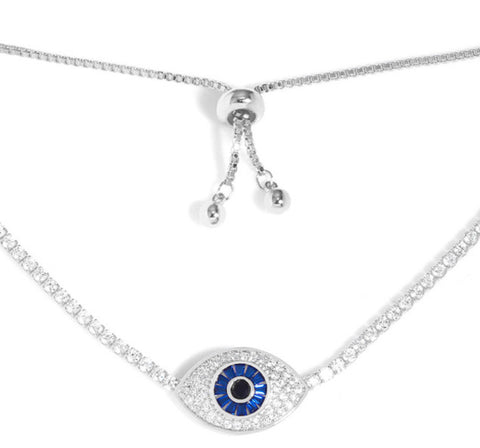 The Mandy Eye choker Necklace