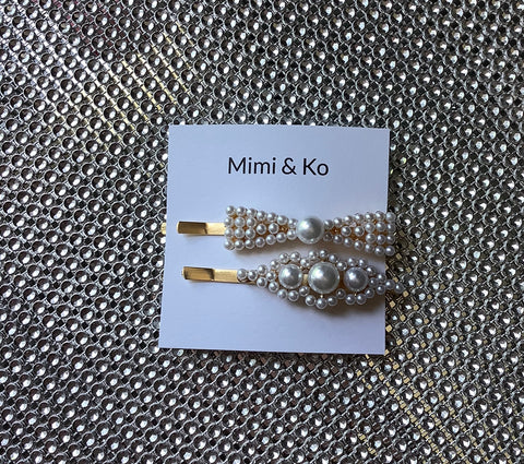 The Mimi Mini bobbies set