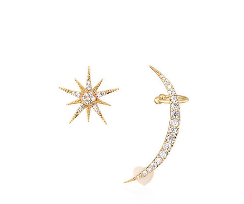 The Dream duo earring