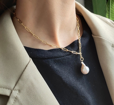 The Agnessa Necklace (pre order 4 to 6 weeks)
