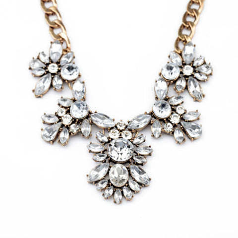 The Classic glam necklace