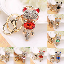 Cute Cat Key Chain Holder. FREE!