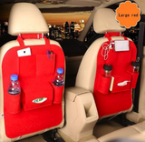 Car Back Seat Organizer