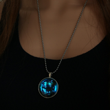 Tigre™ - The World's First Authentic Glow In The Dark Tiger Necklace