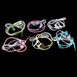 Glow In The Dark Metal Earphones