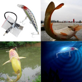 USB Rechargeable Twitching Fishing Lures