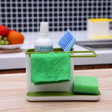 Plastic Kitchen Organizer Rack