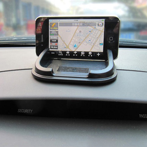 Car Dashboard Mobile Phone And GPS Holder