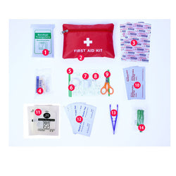 Car First Aid Survival Kit - 65% OFF!