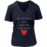 Favorite Son Mother's Day T Shirt