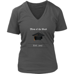 Mom of the Grad 2017 Tee