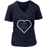 Mom Wow Mother's Day T Shirt