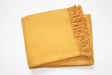 A Soft Idea Perfect Blanket Gold