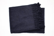 A Soft Idea Perfect Blanket Navy