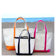 Large Medium Small Boat Tote